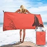 Action Figures Mushishi Quick Dry Bath Towel Microfiber Soft Fluffy Beach Towel Can Be Used As Camping Yoga Gym Pool Bathroom Beach Chair Hiking Bath Towel Quick Drying-31.5 X 63 Inch