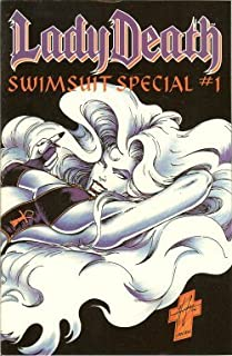 LADY DEATH: SWIMSUIT SPECIAL: May #1