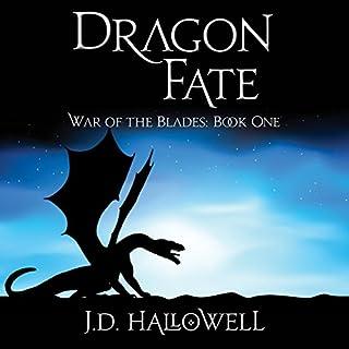 Dragon Fate     War of the Blades, 1              Auteur(s):                                                                                                                                 J.D. Hallowell                               Narrateur(s):                                                                                                                                 Brian J. Gill                      Durée: 13 h et 26 min     1 évaluation     Au global 5,0