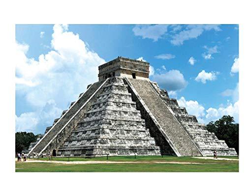 YCMXMY Puzzle 1500 Piezas, Edificio De La Torre, Regalo del Día del Padre, 85X56Cm