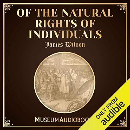 Of the Natural Rights of Individuals  By  cover art