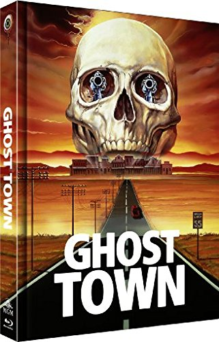 Ghost Town - UNCUT - 2-Disc Limited Collector's Edition Nr. 12 (Blu-ray + DVD) - Limitiertes Mediabook auf 333 Stück, Cover A