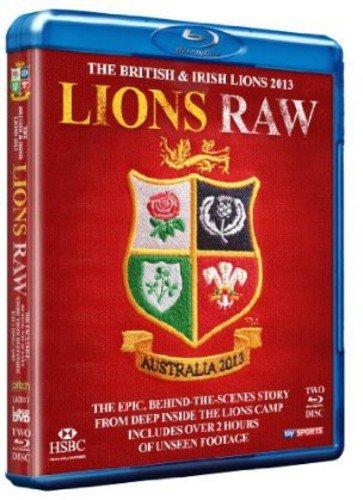 The British & Irish Lions 2013: Lions Raw (behind the scenes documentary) Blu Ray [Blu-ray] [UK Import]