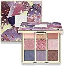 CATKIN Eyeshadow Palette Makeup, Matte Shimmer 9 Colors, Highly Pigmented, Creamy Texture Natural Bronze Neutral Cosmetic Eye Shadows (C08 MORANDI)