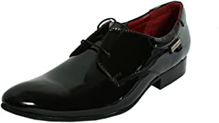 Maplewood Cantebury Black Formal Shoes for Men