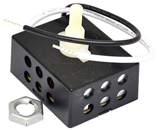 Model KBMC-13BV (UR) Variable Speed Fan Control