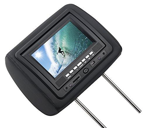 Grundig Automotive 46931 Kopfstütze Mit Farbbildschirm Und DVD-Spieler