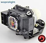 NP17LP Replacement Projector lamp with Housing for NEC Projectors