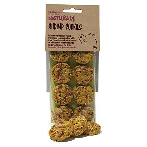 Boredom Breakers) Naturals Shrimp Cookies (80g)