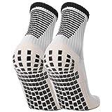 Lixada Calcetines de Fútbol Antideslizantes Calcetines Deportivos para Fútbol Voleibol Hockey Correr Trekking Unisexo