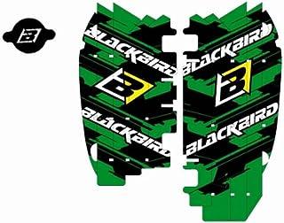 Adhesivos Para Rejillas Radiador KXF 450 '09-'12 Blackbird Racing A401E preisvergleich preisvergleich bei bike-lab.eu