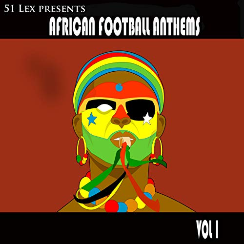 African Football Anthems, Vol. 1