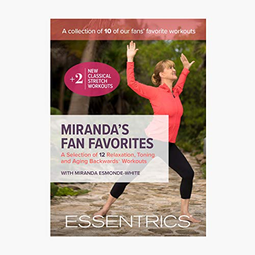 ESSENTRICS Miranda's Fan Favorites