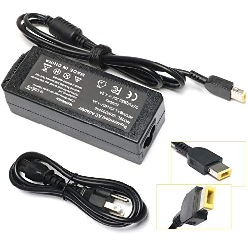 New USB Laptop Adapter Charger for Lenovo Thinkpad X1 Carbon T440 T440S T440p T540p T450s T550 L440 L450 L460 L470 X250 X240 X260,Ideapad Z510 S210 S215 U330 U330p U430 Z410,Essential G500 G505s G510