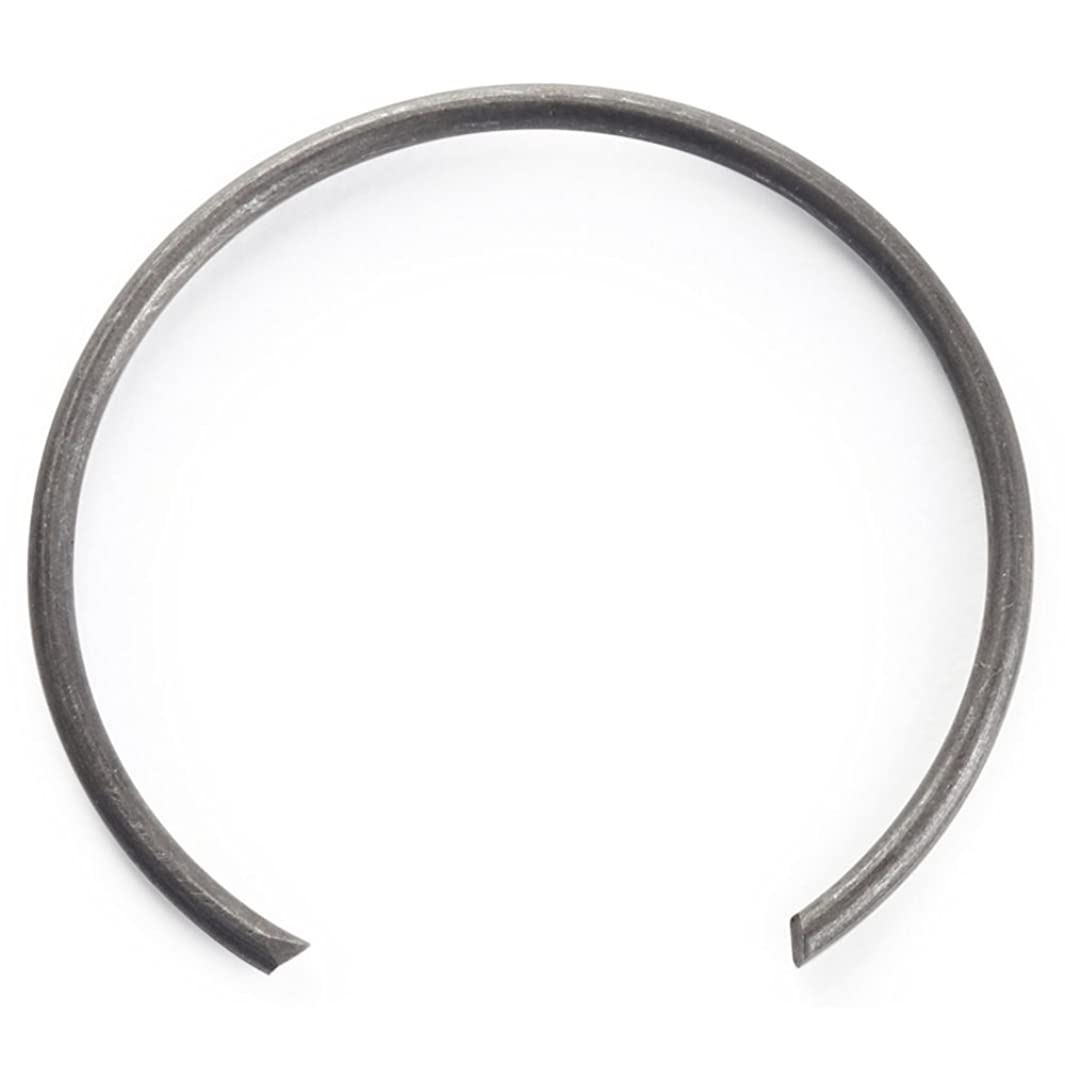 Thomson C250, External Retaining Ring, for Super4 or A4812, XA4812 or OPN4812 Ball Bushing Bearing, Steel; use with 0.25 in Diameter Shaft