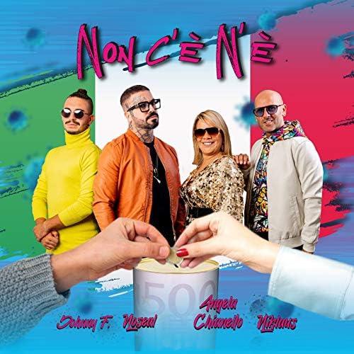 Angela Chianello, Noseal, Niklaus & Johnny F.
