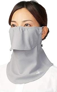 (シンプソン)Simpson 繰り返し 洗える マスク 息苦しくない 日焼け防止 UVカット フェイスマスク フェイスカバー STA-M02