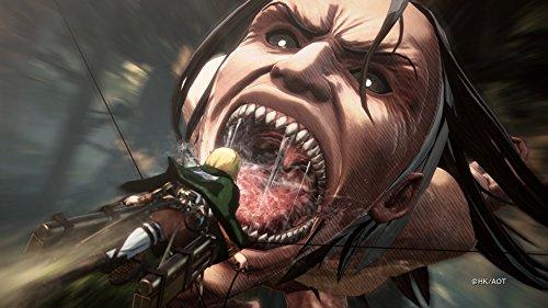 Attack on Titan 2 輸入版:北米 - Switch