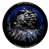 Stormy Night Disc Homestar Flux Home Planetarium用
