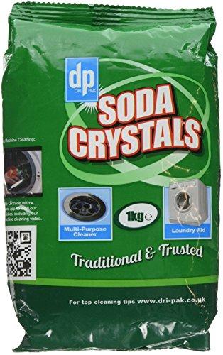 Pak De Dri Cristales De Soda 1000g