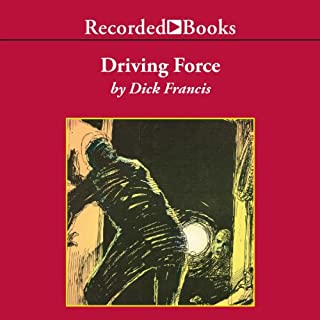 Driving Force audiobook cover art