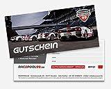 25 € Erlebnisgutschein für Selber Fahren / Renntaxi im Rennwagen: Porsche 911 GT3, BMW Superbike, u. a. auf Rennstrecke