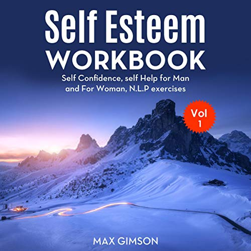 Self Esteem Workbook cover art