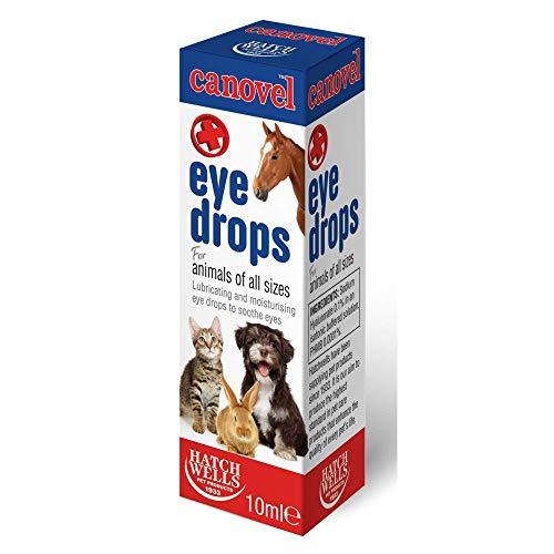 Spade ögondroppar, 10 ml