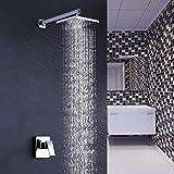 KES Valve with Faucet Sets Complete Rain