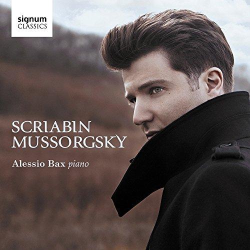 Scriabin/Mussorgsky: Klavierwerke - Klaviersonate 3 / Etüde Op.2,Nr.1 / Bilder einer Ausstellung / Nacht am kahlen Berge