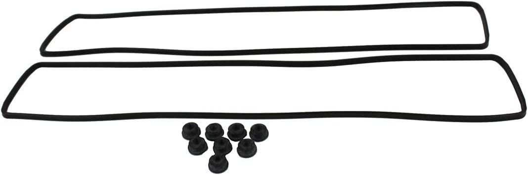 DNJ VC941G Recommendation Valve Cover Gasket Set Grommets for 1982-1988 Toyo W Austin Mall