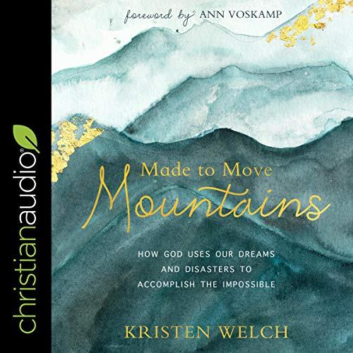 Made to Move Mountains Titelbild