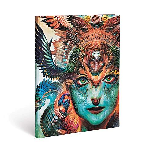 Paperblanks - Android Jones Dharma-Drache - Notizbuch Ultra Unliniert