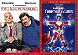 ThanksMas with The Griswolds Holiday Pack Christmas Vacation DVD Movie National Lampoon's + Planes Trains & Automobiles Double Comedy