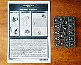 Games Workshop-Figura de acción Deathwatch Upgrades (99070109001)