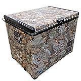 Whynter FM-45CAM 45 Quart Camouflage Edition Portable Refrigerator, AC 110V/ DC 12V True Freezer for Car, Home, Camping, RV-8°F to 50°F, Camoflauge