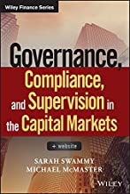 Governance, Compliance and Supervision in the Capital Markets: + Website