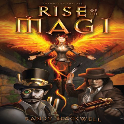 Rise of the Magi audiobook cover art