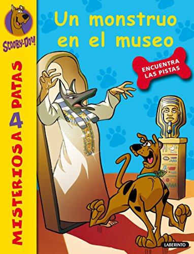 35. Scooby-Doo y un monstruo en el museo (Misterios a 4 patas)