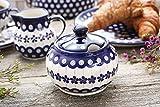Bunzlauer Keramik zuccheriera zuccheriera 300 ml