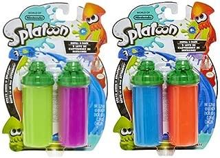 Splatoon splattershot Refill 2- Pack Set