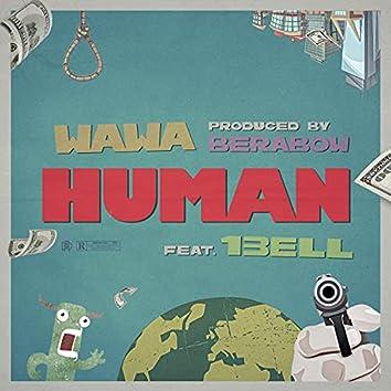 HUMAN (feat. 13ELL)