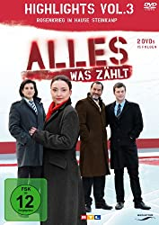 Alles was zählt – Highlights 3 (DVD)
