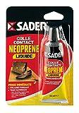 Sader Colle Contact Néoprène liquide tube, 55 ml
