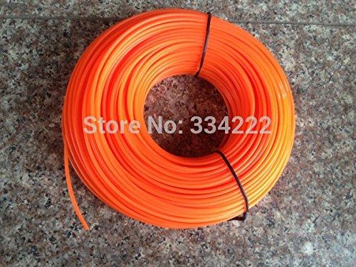 Forte 10 m Rotofil Ligne électrique 2.4 mm Cordon Fil Jardin Herbe Tondeuse