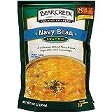 Bear Creek Soup Mix, Navy Bean, 10.7 Ounce (Pack of 6)