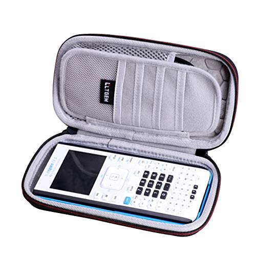 LTGEM Case for Texas Instruments TI-Nspire CX II Color Graphing Calculator (PC/Mac)