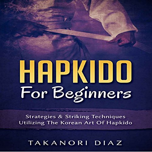 Hapkido for Beginners audiobook cover art