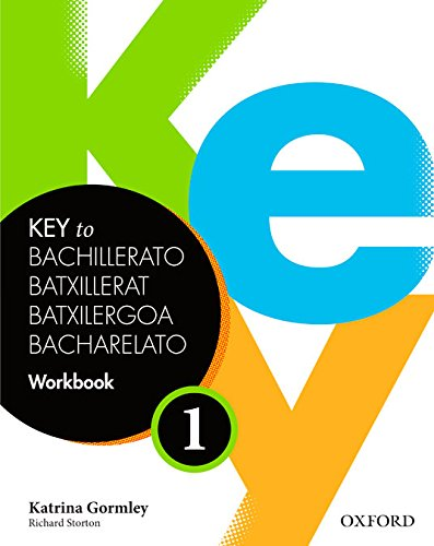 Key to Bachillerato 1: Work Book (Spanish)   9780194611121
