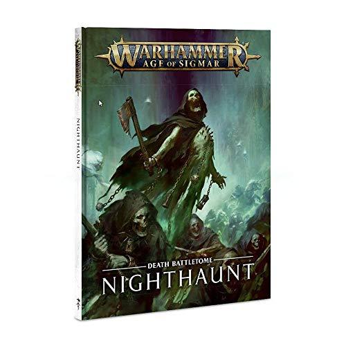 Games Workshop Citadel Battletome Nighthaunt Warhammer Age of Sigmar Hardcover